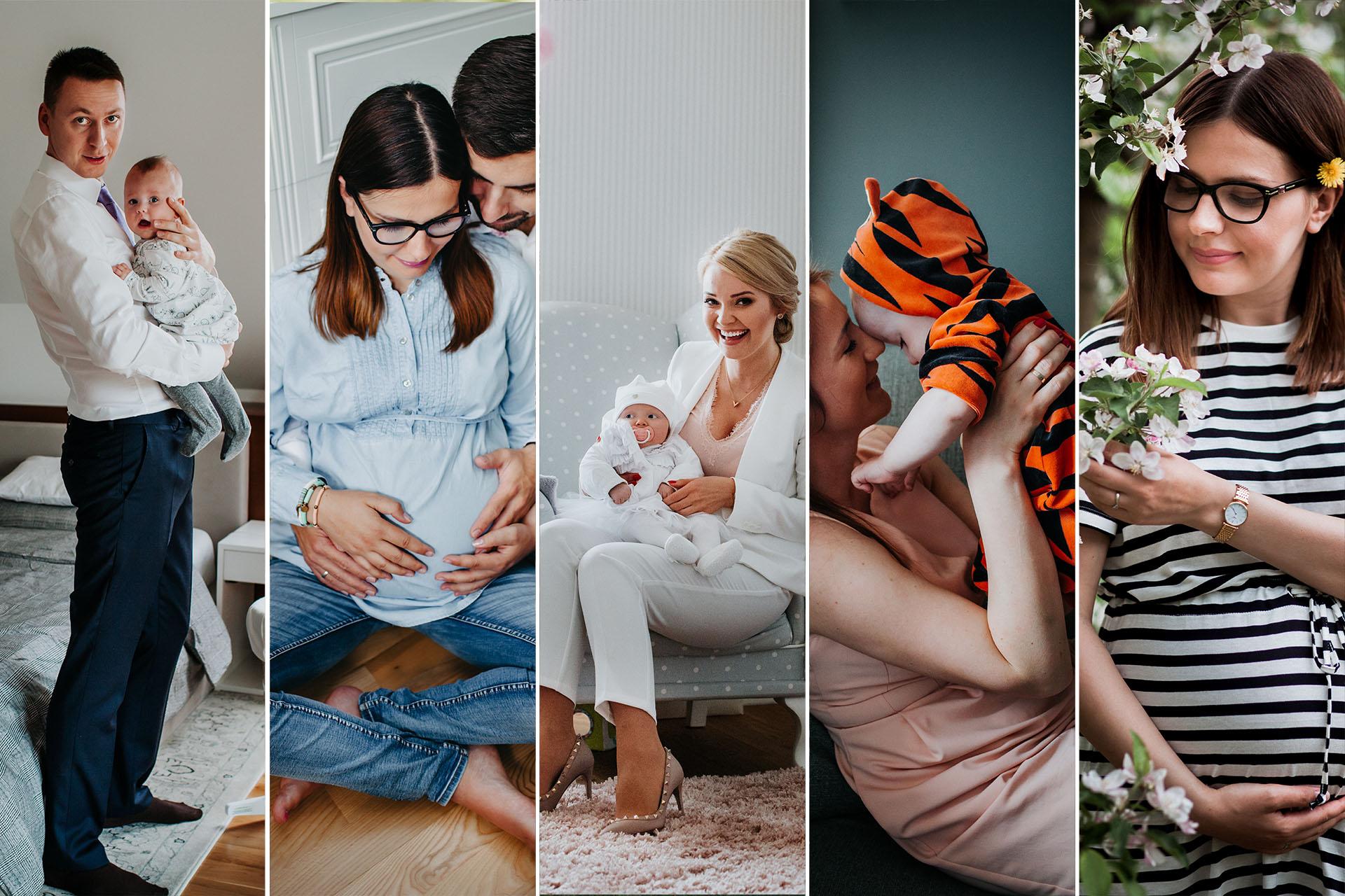 Sesje rodzinne i ciążowe