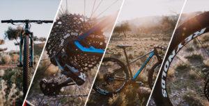 Canyon – zdjęcia do testów rowerów MTB