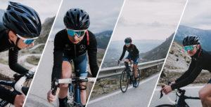 Katarzyna Pawłowska – sesja kolarska w Andaluzji